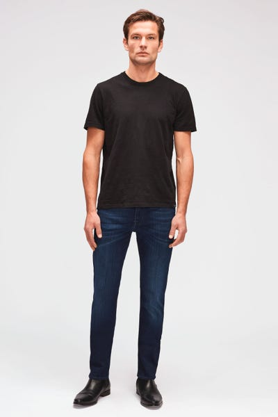 7 For All Mankind - Slimmy Luxe Performance Plus Deep Blue
