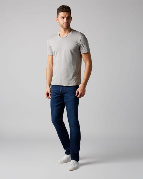 7 For All Mankind - Slimmy Xl Luxe Performance Indigo Blue