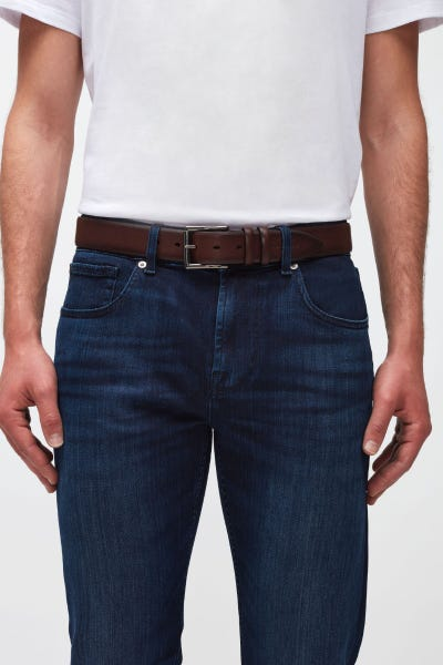 CLASSIC BELT LEATHER BROWN