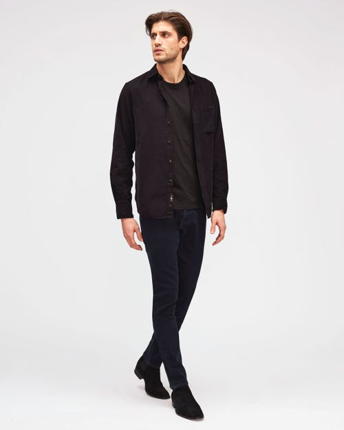 RONNIE LUXE PERFORMANCE BLUE BLACK