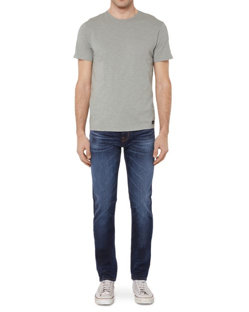 7 For All Mankind - Ronnie Special Edition Rodeo Deep Blue