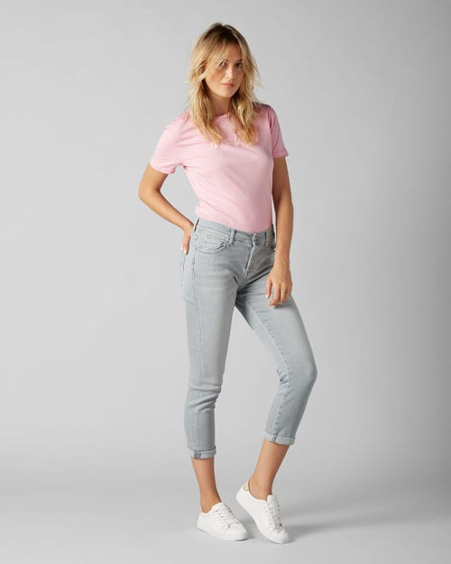7 for all Mankind - ASHER SLIM ILLUSION MOONSTONE