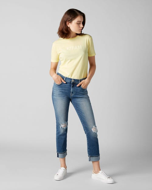 RELAXED SKINNY LUXE VINTAGE PACIFIC GROVE DISTRESSED