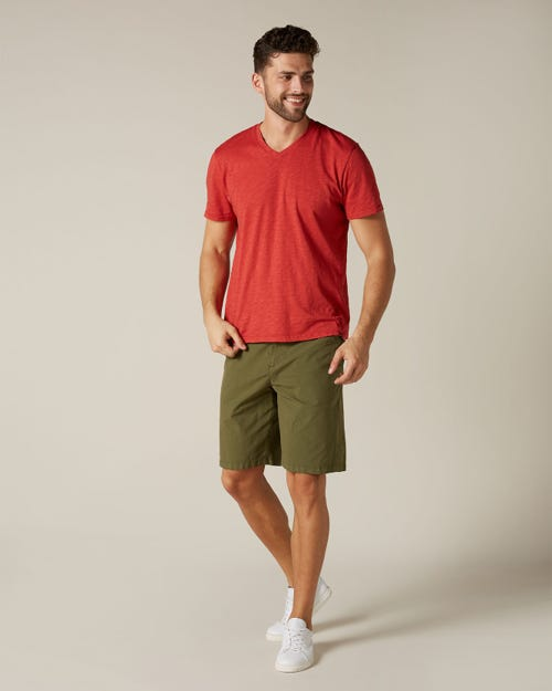 CLEAN SHORT WEIGHTLESS COLORS MILITARY ARMY