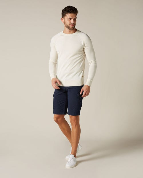CARGO SHORT LIGHT WEIGHT COLORS NAVY