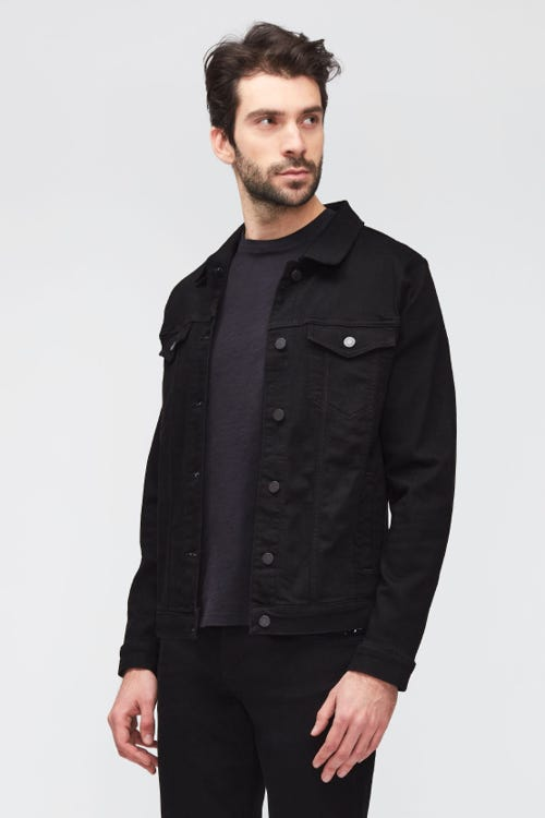 PERFECT JACKET LUXE PERFORMANCE ECO RINSE BLACK