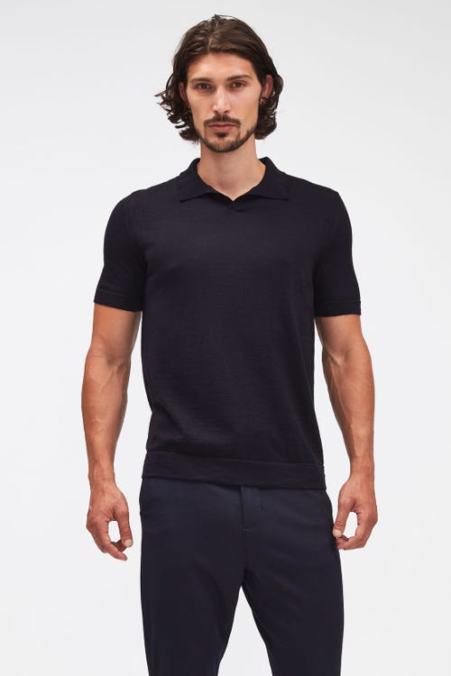 POLO WOOL NAVY