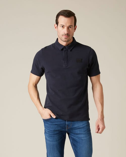 POLO PIQUET NAVY