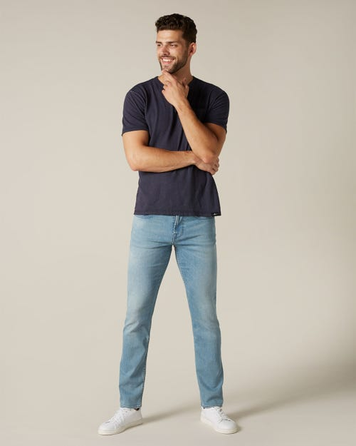 7 For All Mankind - Slimmy Luxe Performance Light Blue