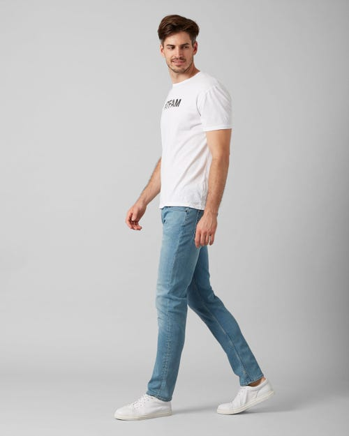 7 For All Mankind - Kayden Luxe Performance Light Blue