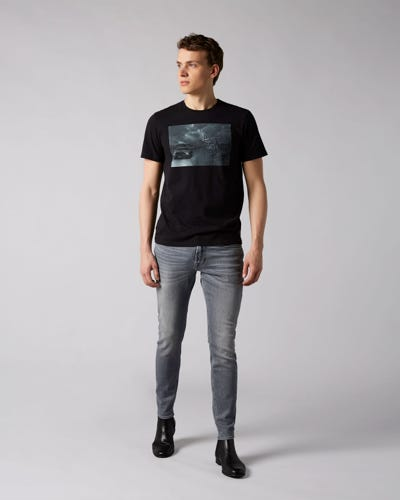 7 For All Mankind - Ronnie Tapered Fritch