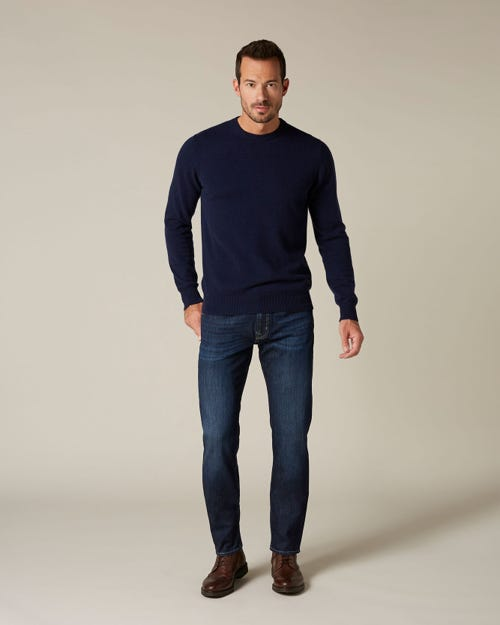 7 For All Mankind - The Straight New York Dark Used