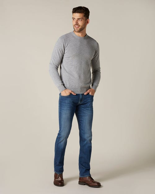 7 For All Mankind - The Straight New York Mid Used