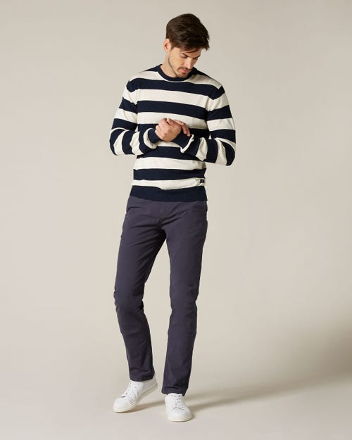 SLIMMY CHINO WEIGHTLESS COLORS NAVY