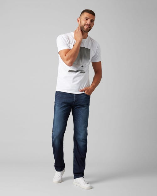 7 For All Mankind - Kayden J Luxe Jogger Dark Blue