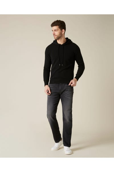 7 For All Mankind - Kayden J Luxe Jogger Shaking Washed Black