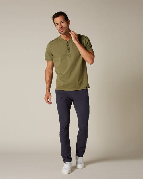 RONNIE CHINO WEIGHTLESS COLORS NAVY