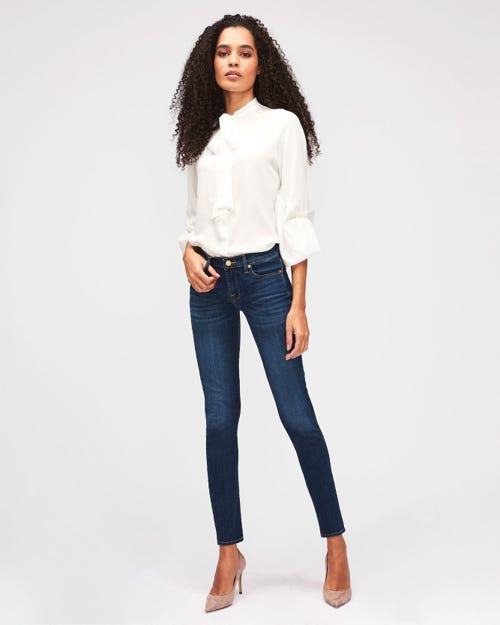7 For All Mankind - The Skinny B(Air) Duchess