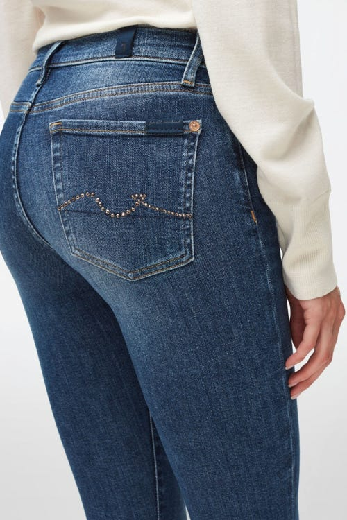 THE SKINNY SLIM ILLUSION ECO ABOVE WITH EMBELLISHED SQUIGGLE
