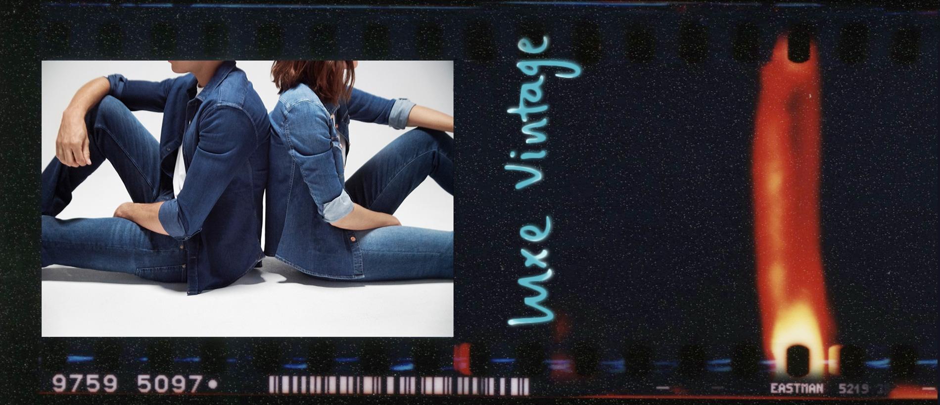 Premium Jeans, Spijkerjassen en Kleding | 7 For All Mankind