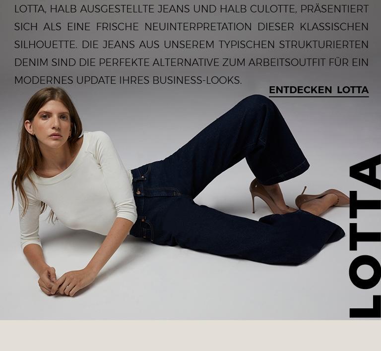 7 Wide legs -
