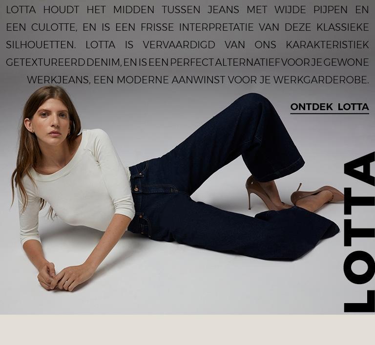 7 Wide legs -  7 For all Mankind - Jeans, Spijkerjassen en Kleding