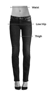 d9f71c64d13ea Premium Jeans, Vestes   Vêtements Denim   7 For All Mankind